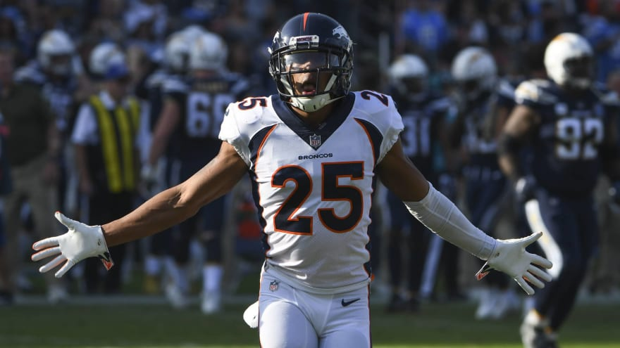 Fight between Chris Harris' agent, Broncos sparked ultimatum
