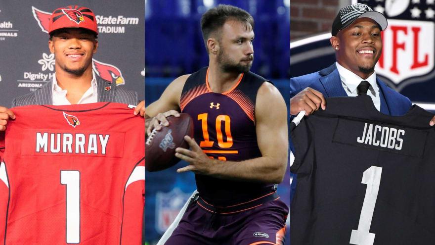 2019 Nfl Draft Re Doing All 32 First Round Picks Yardbarker
