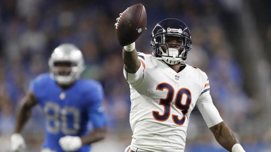 Eddie Jackson: Bears 'taking this whole thing' in 2019