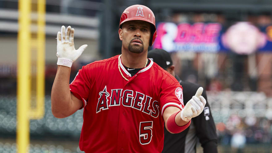 Fan fails to get Albert Pujols 2,000th RBI ball authenticated