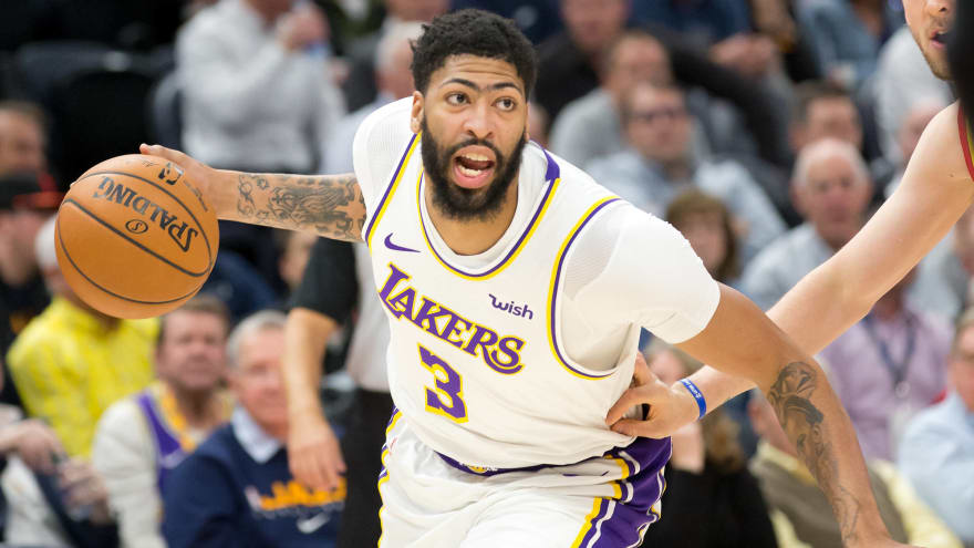 Anthony Davis Lack Of Signature Shoe Due To His