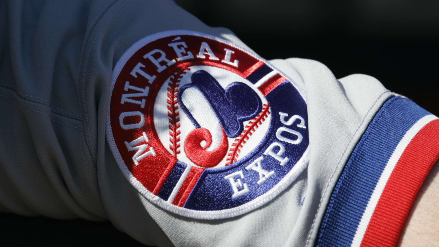Nationals to wear throwback baby blue Expos uniforms on July 6
