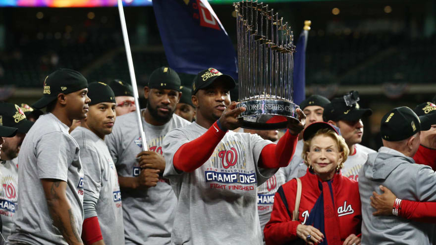 The Nationals' historic World Series run, summed up in four tweets
