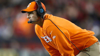 Dabo Swinney says Clemson may have mistakingly given football players  banned substances f467f0464