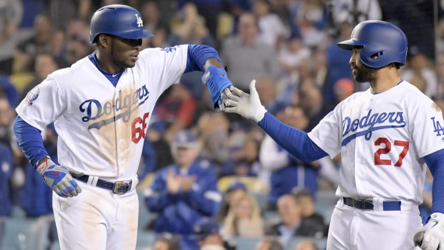 Dodgers reportedly trying to trade Matt Kemp, Yasiel Puig