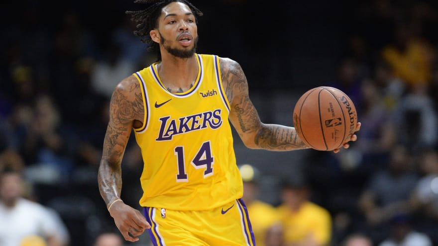 huge discount 366e0 e9c09 LeBron James compares Brandon Ingram to Kevin Durant and ...