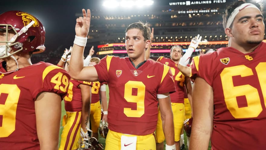 USC may have found a QB, but it still faces major hurdles