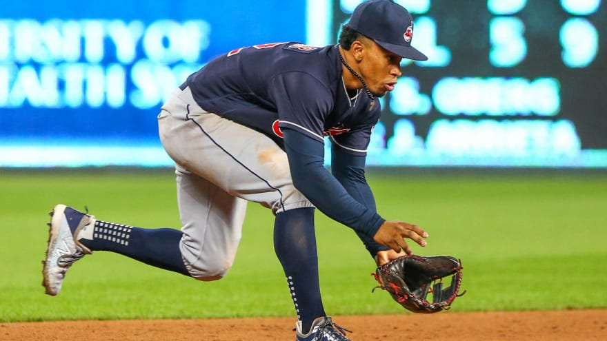 Francisco Lindor's status for Opening Day is murky due to calf strain