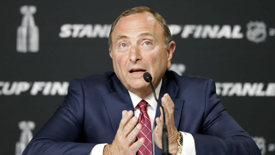 Gary Bettman on in-game video review: 'A blessing and a curse'