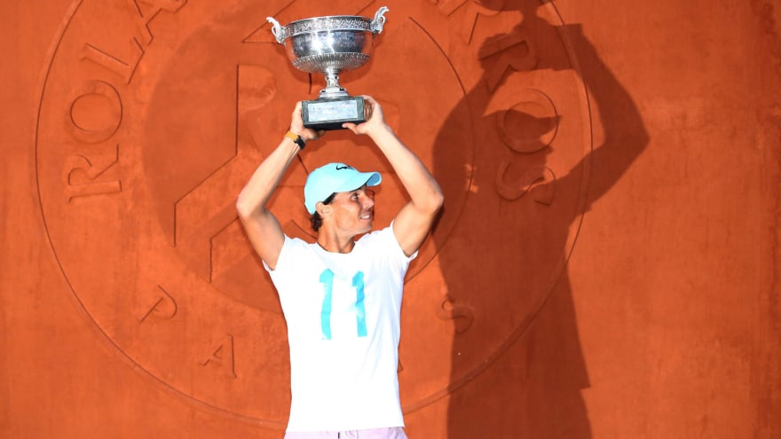 2019 French Open odds