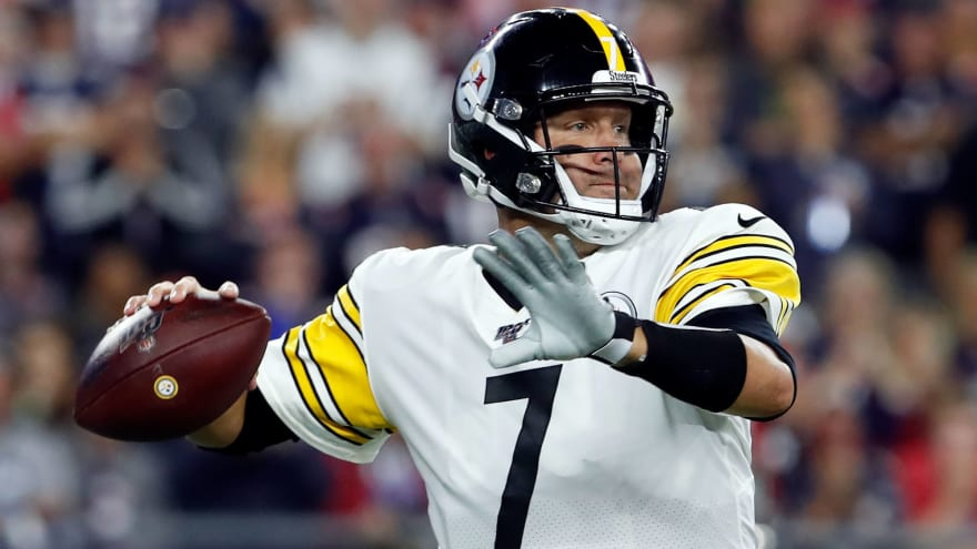 Steelers players critical of Ben Roethlisberger's practice habits, leadership