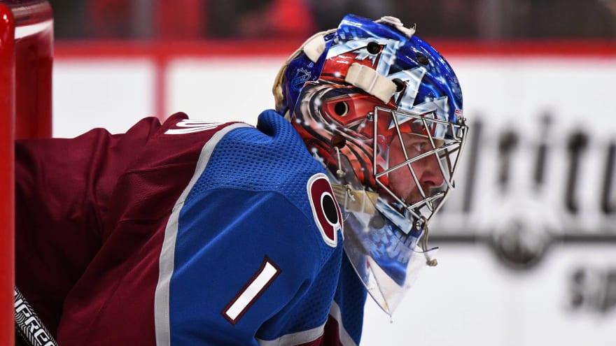 Islanders sign Semyon Varlamov to four-year deal