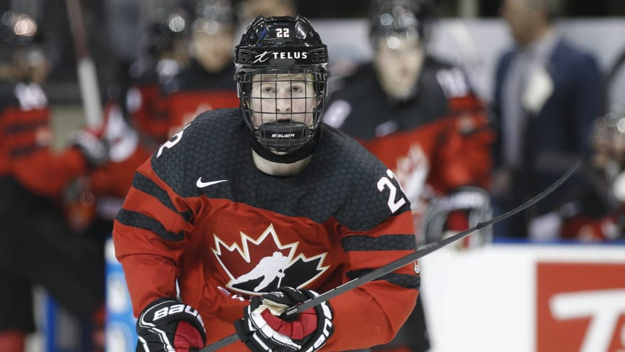 Upcoming 2020 NHL Draft considered to be better than talent-laden 2015?