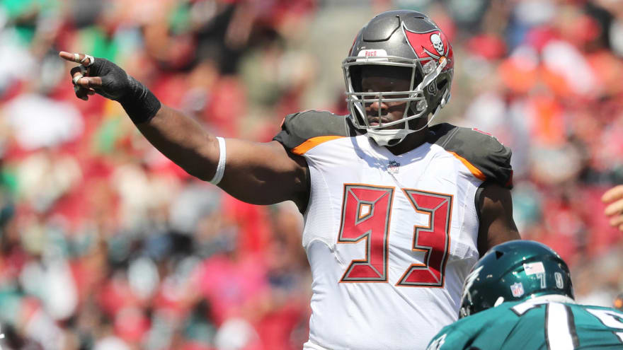 Gerald McCoy plans to visit Browns first in free agency