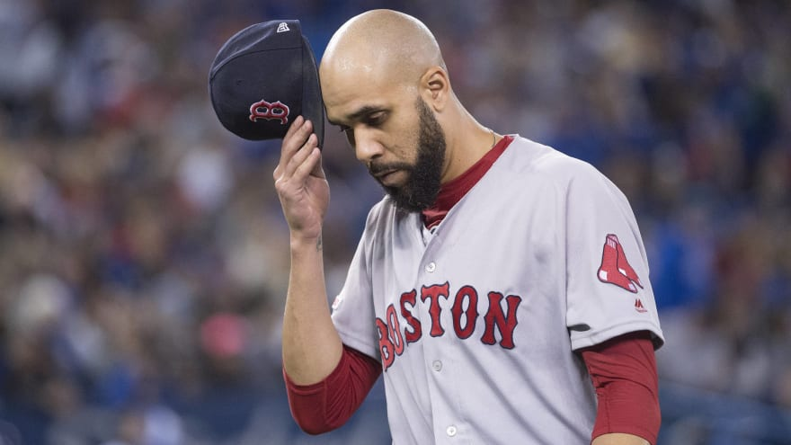 Boston's David Price likely to start on schedule after flu-like symptoms