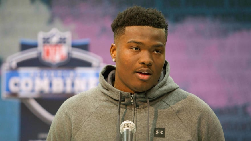 QB Dwayne Haskins among eight Redskins draft picks to sign