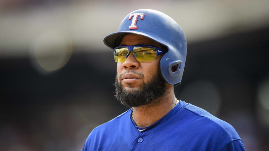 Rangers' SS Elvis Andrus reportedly opts in on three-year, $43M contract