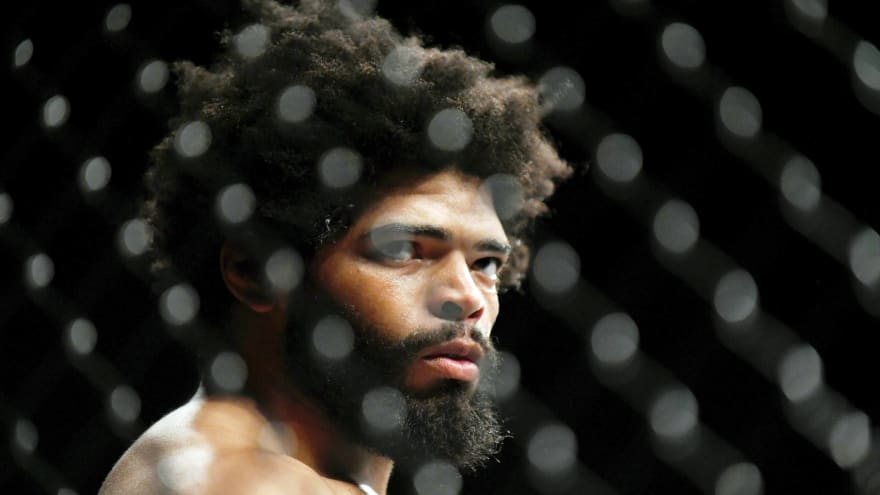 Juan Adams apologizes for his behavior after loss to Greg Hardy