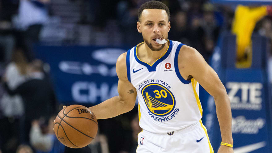 newest aacca 1e80a Steph Curry cleared to practice, could return this week ...