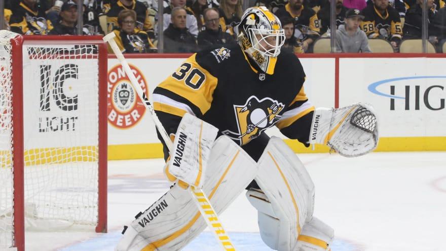 Penguins activate Matt Murray from IR