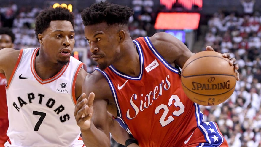 Sixers prepared to do 'whatever it takes' to keep Jimmy Butler