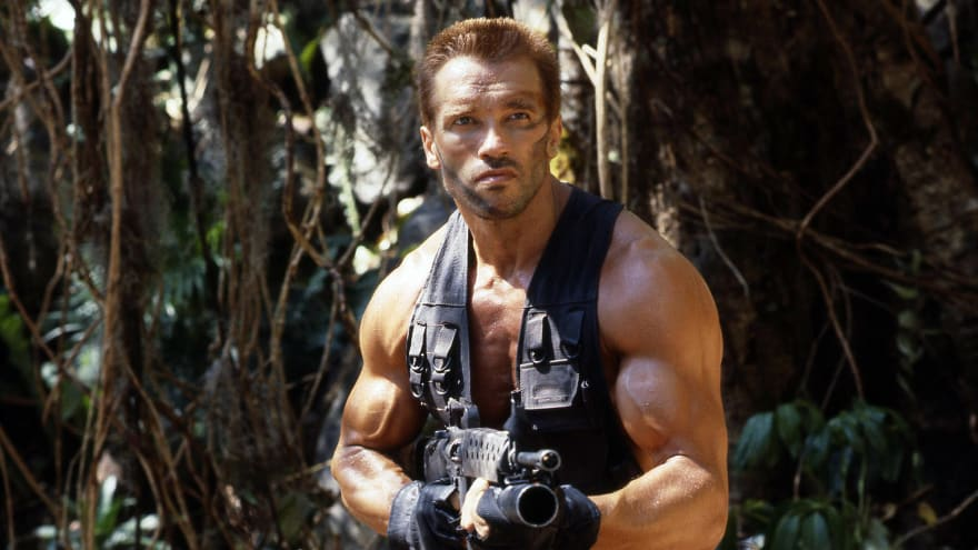 The 40 greatest action stars of all time