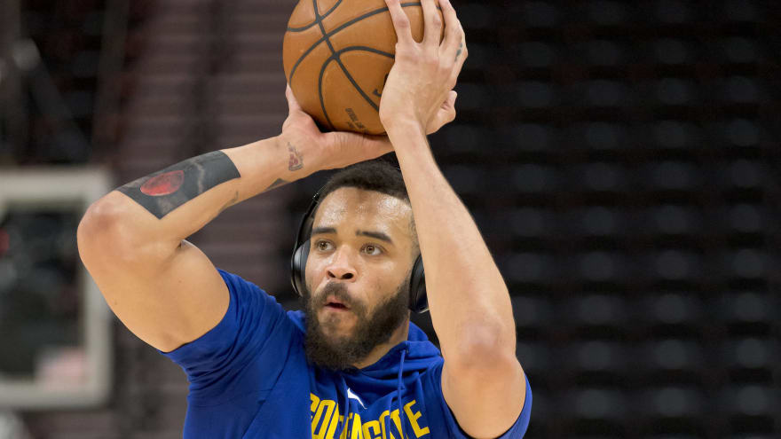 70c16c1c7974 JaVale McGee makes funny change to his Twitter avatar