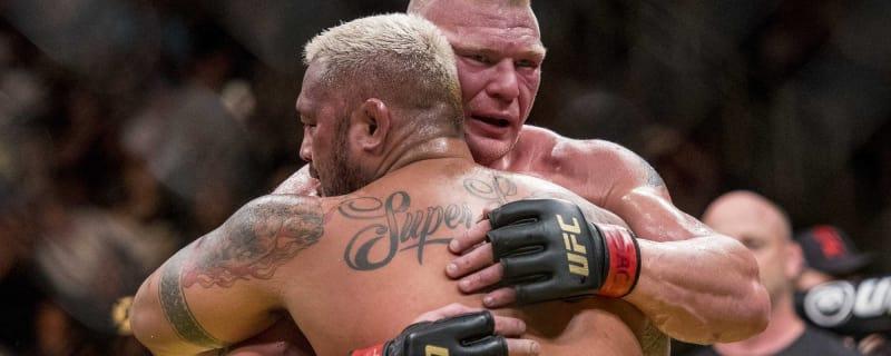 Brock Lesnar Breaking News Rumors Highlights Yardbarker