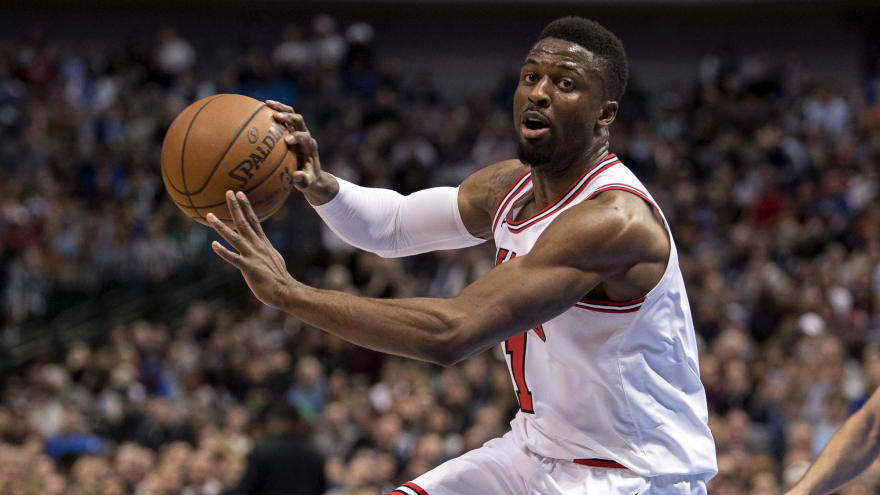 newest 6a580 244e7 Report: Spurs, Lakers, others eyeing David Nwaba ...