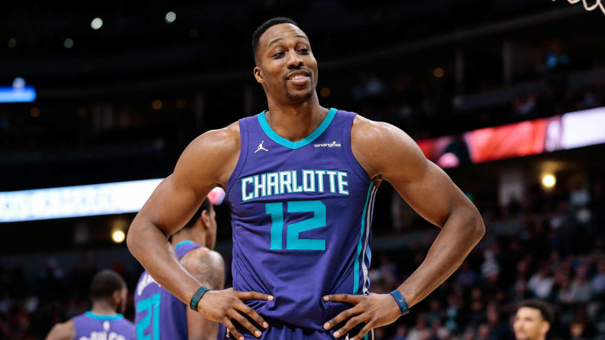 Dwight Howard will sign with the Wizards  741d3f4e9