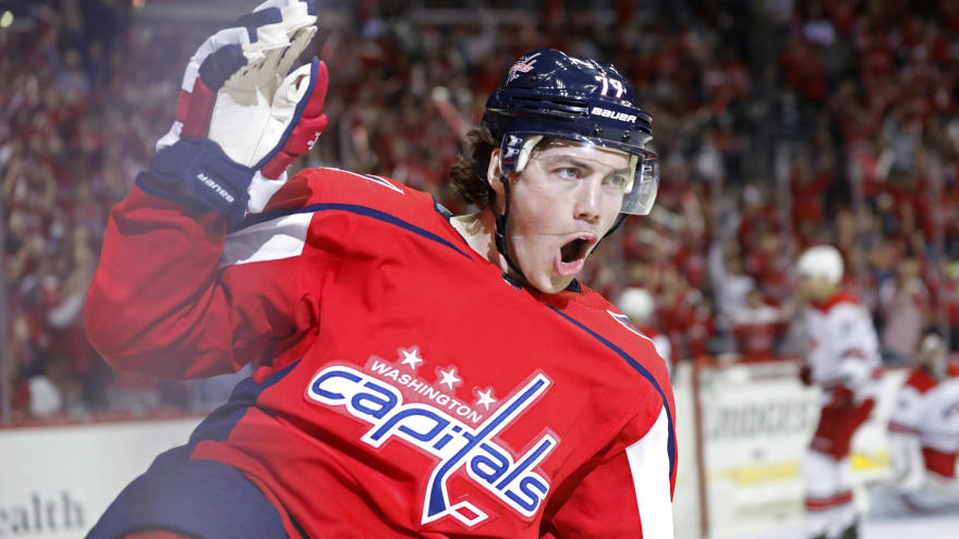 T.J. Oshie will reportedly be ready to go for training camp