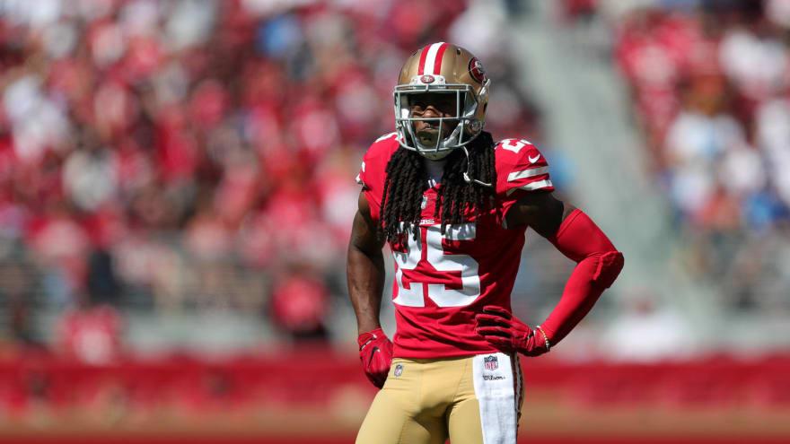 pick up 71a9a ecccd 49ers' Richard Sherman to miss time | Yardbarker