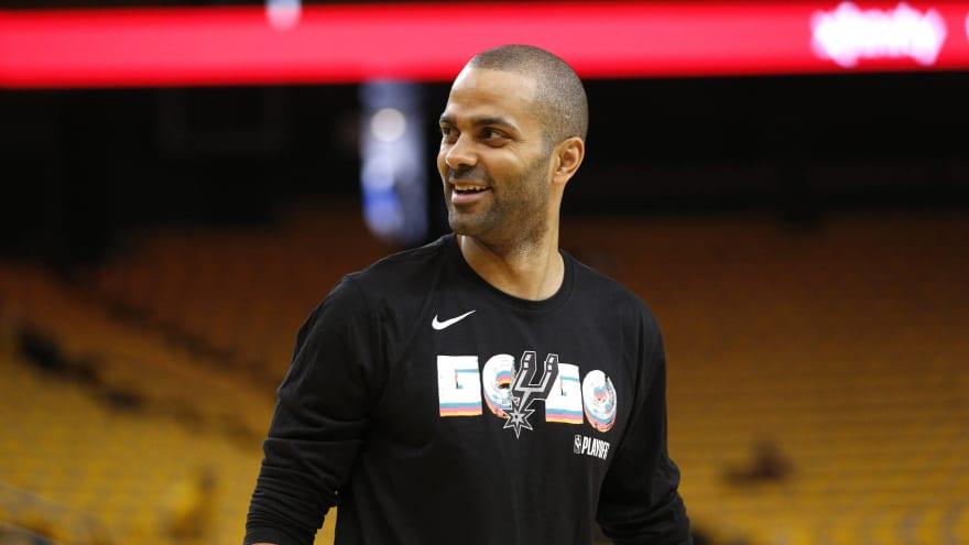 Spurs will retire Tony Parker's jersey
