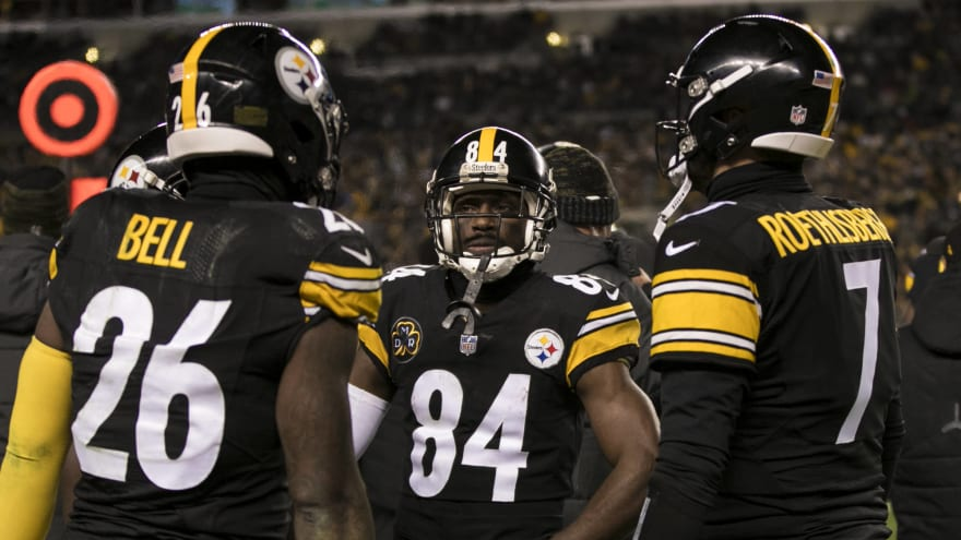 b94c074a4 Who is to blame for this historically dysfunctional Steelers situation