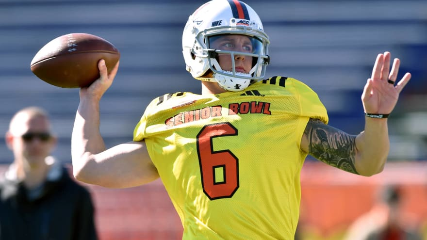 910c7392d Report  Baker Mayfield could skip Senior Bowl for family reasons ...