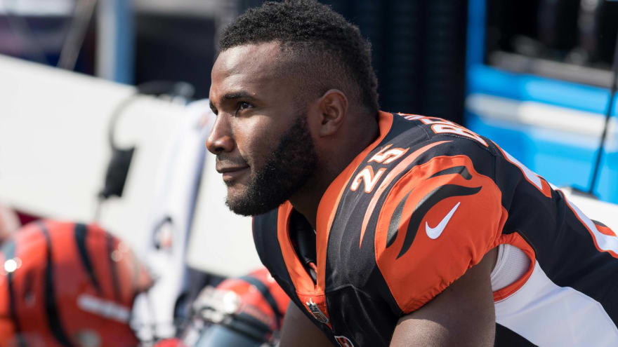 Bengals RB Giovani Bernard to miss time