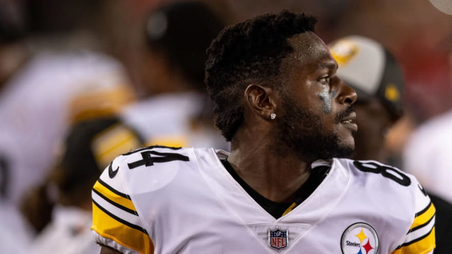 newest 66ea2 e1c4d Lawsuit accuses Antonio Brown of nearly killing toddler in ...