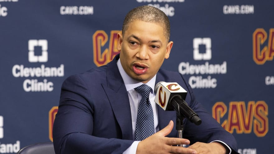 2acc4d1d553 Tyronn Lue releases statement after being fired by Cavs