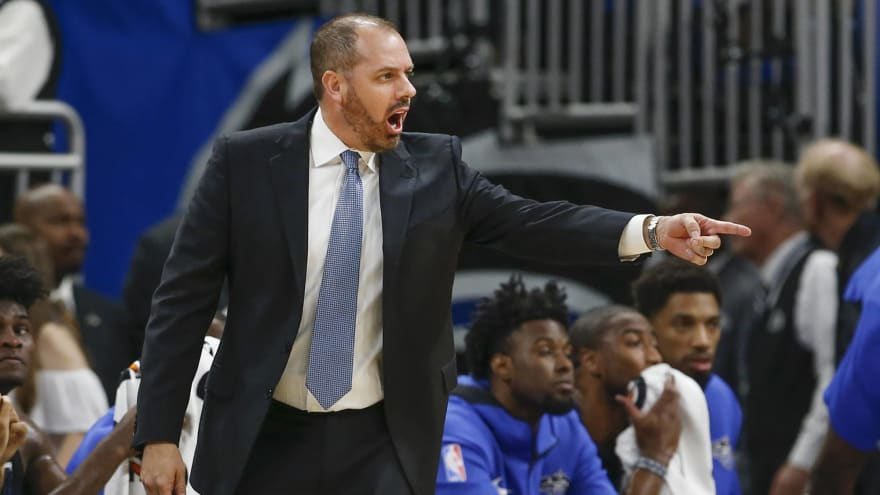 Report: Rockets made run at Frank Vogel for assistant job
