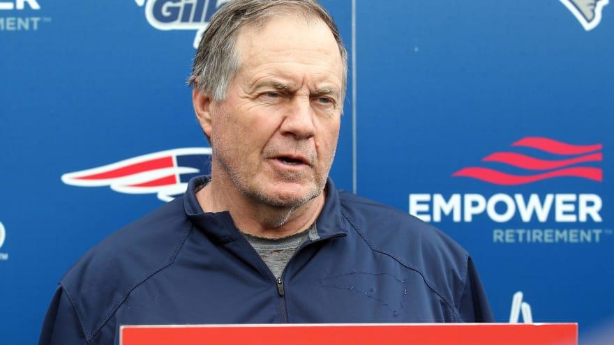 Belichick nixes same Guerrero question that angered Brady