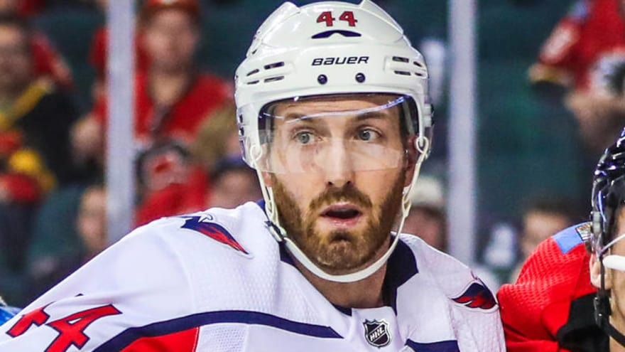 Capitals place D Brooks Orpik on long-term IR