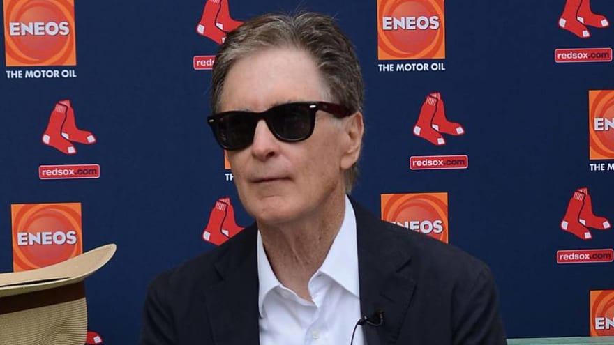 Red Sox owner: We are 'focused on competitiveness,' not cutting payroll
