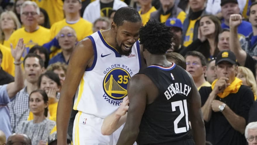 fa0ecde32b5c Kevin Durant apologizes for Game 1 ejection