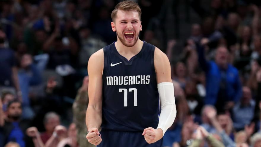 Why Mavericks' Luka Doncic is so good, so quickly