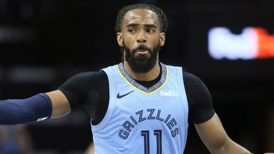 Grizzlies trade Mike Conley to Jazz in blockbuster deal