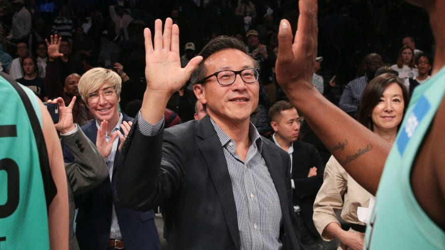 Joseph Tsai expected to buy rest of Brooklyn Nets, total price $2.35 billion