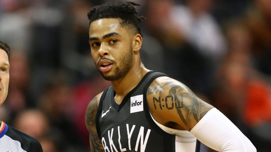 Why the Warriors are not trading D'Angelo Russell