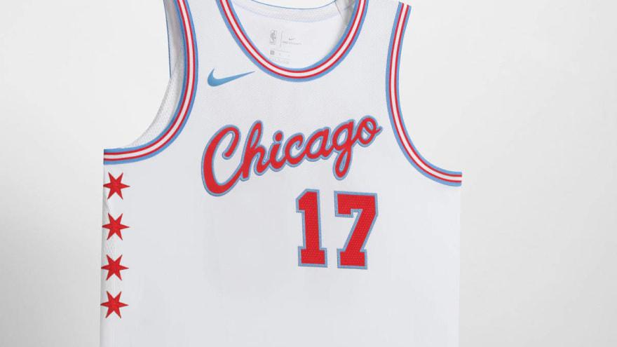 wholesale dealer 1f513 288b2 Ranking the 2017-18 NBA 'City' uniforms | Yardbarker