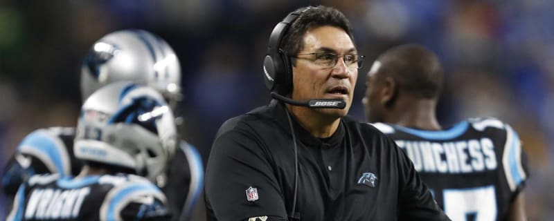 cd9bb8704d9 The case for keeping Ron Rivera in Carolina. The Panthers' head coach ...