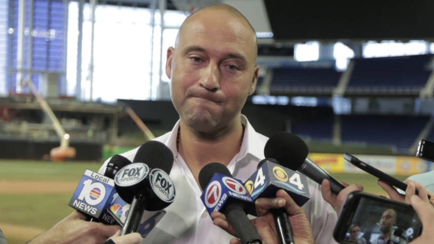 Derek Jeter touts ballpark experience over outcome ahead of season